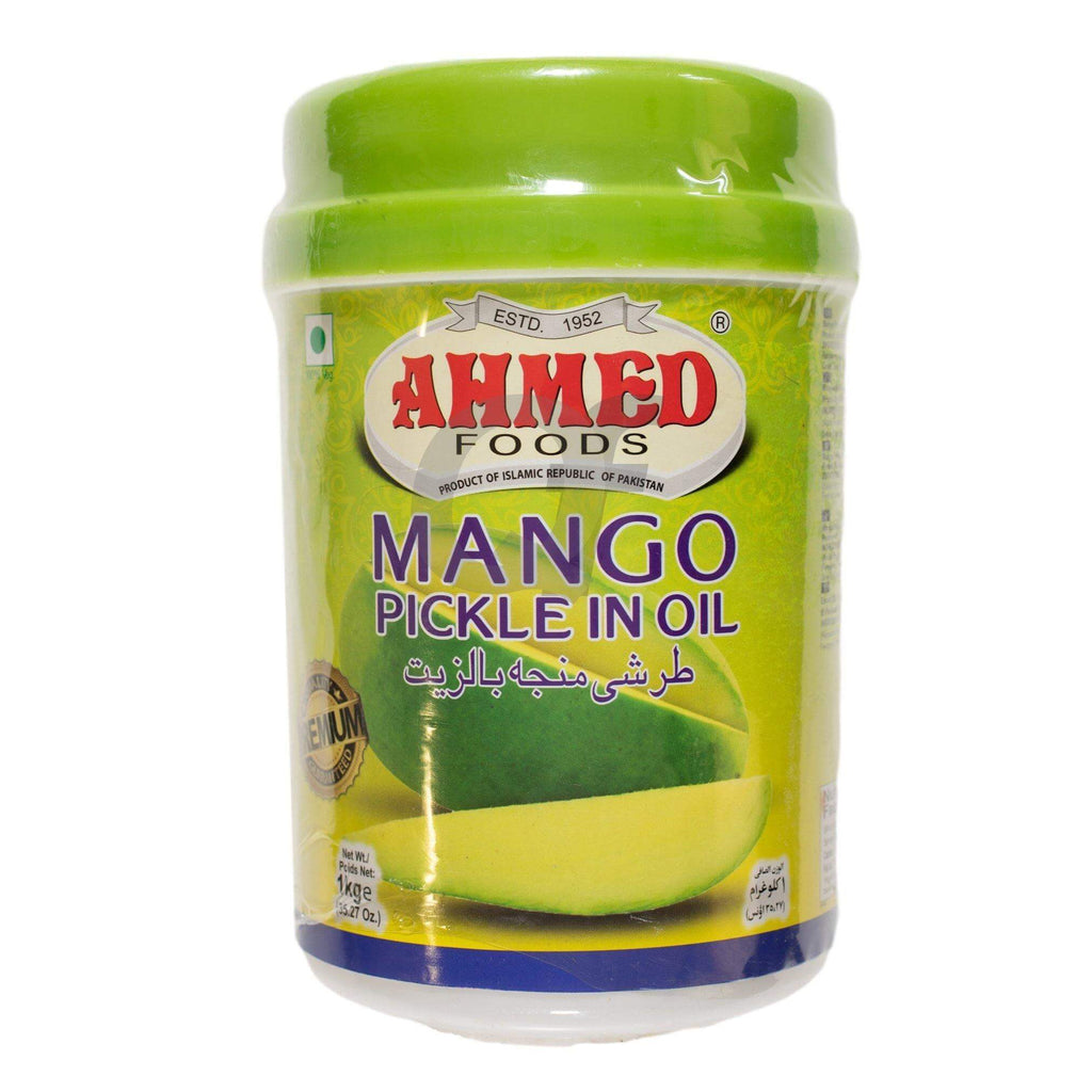 Ahmed Mango Pickle in Oil 1Kg