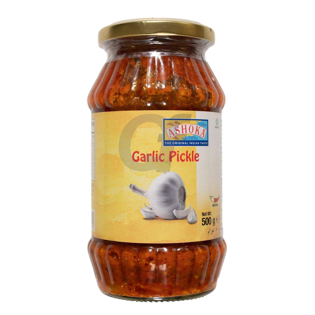 Ashoka Garlic Pickle 500g