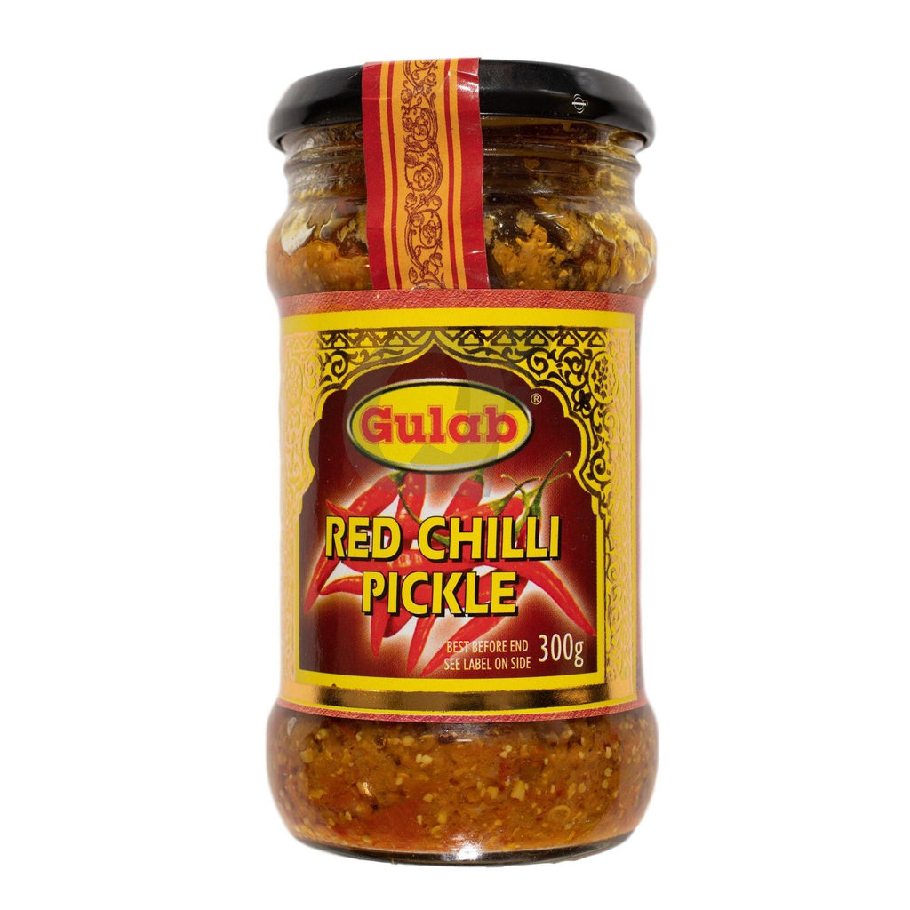 Gulab Red Chilli Pickle 300g