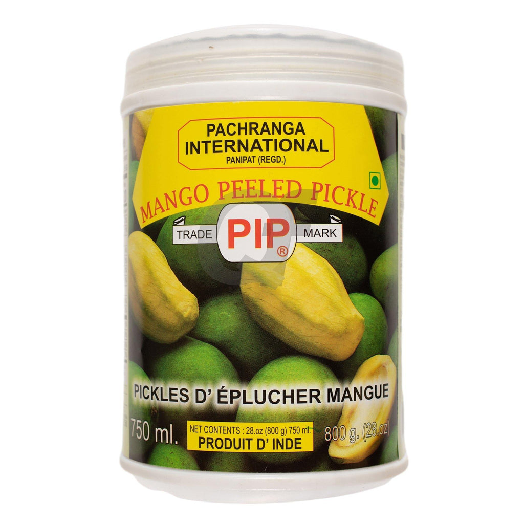 Pachranga International (PIP) Mango Peeled Pickle 800g