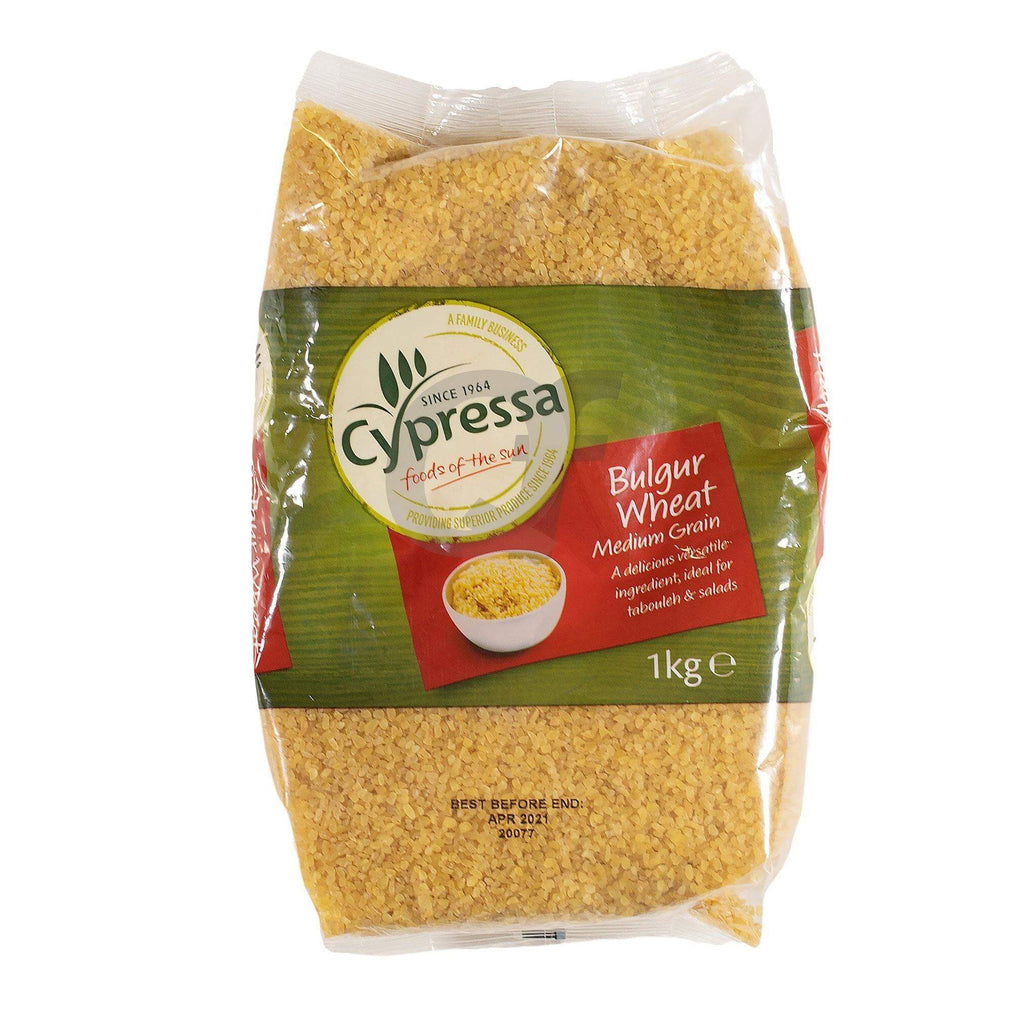 Cypressa Bulgur Wheat Medium 1kg