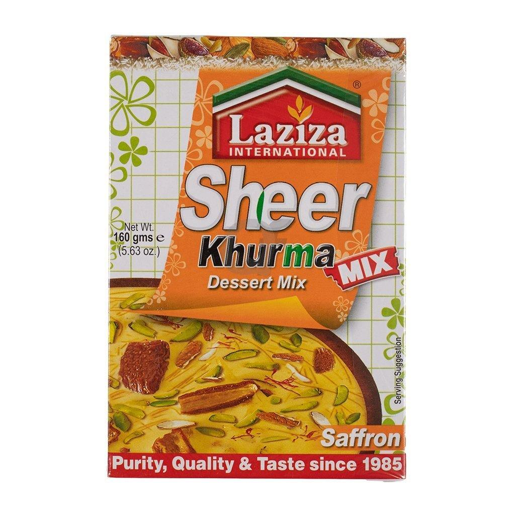 Laziza Sheer khurma mix 160g