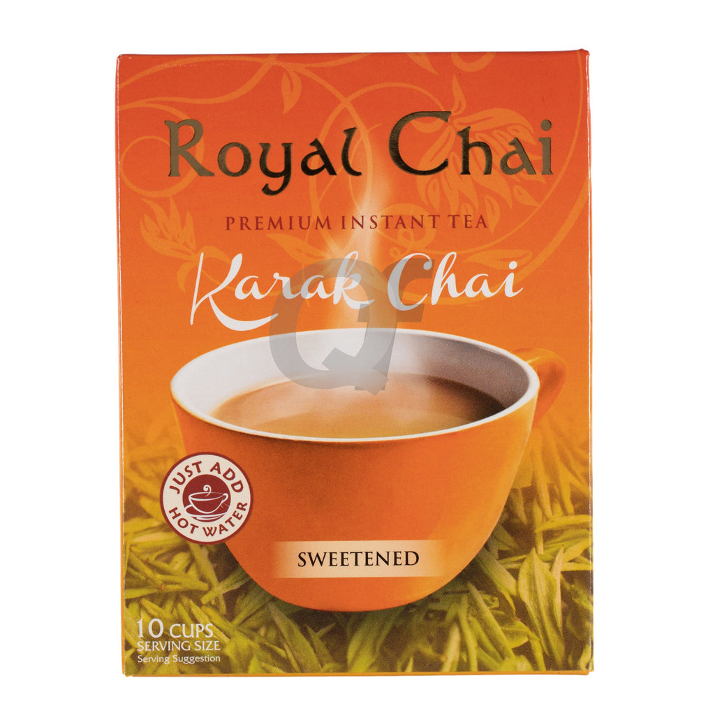 Royal Chai Karak Chai Sweetened