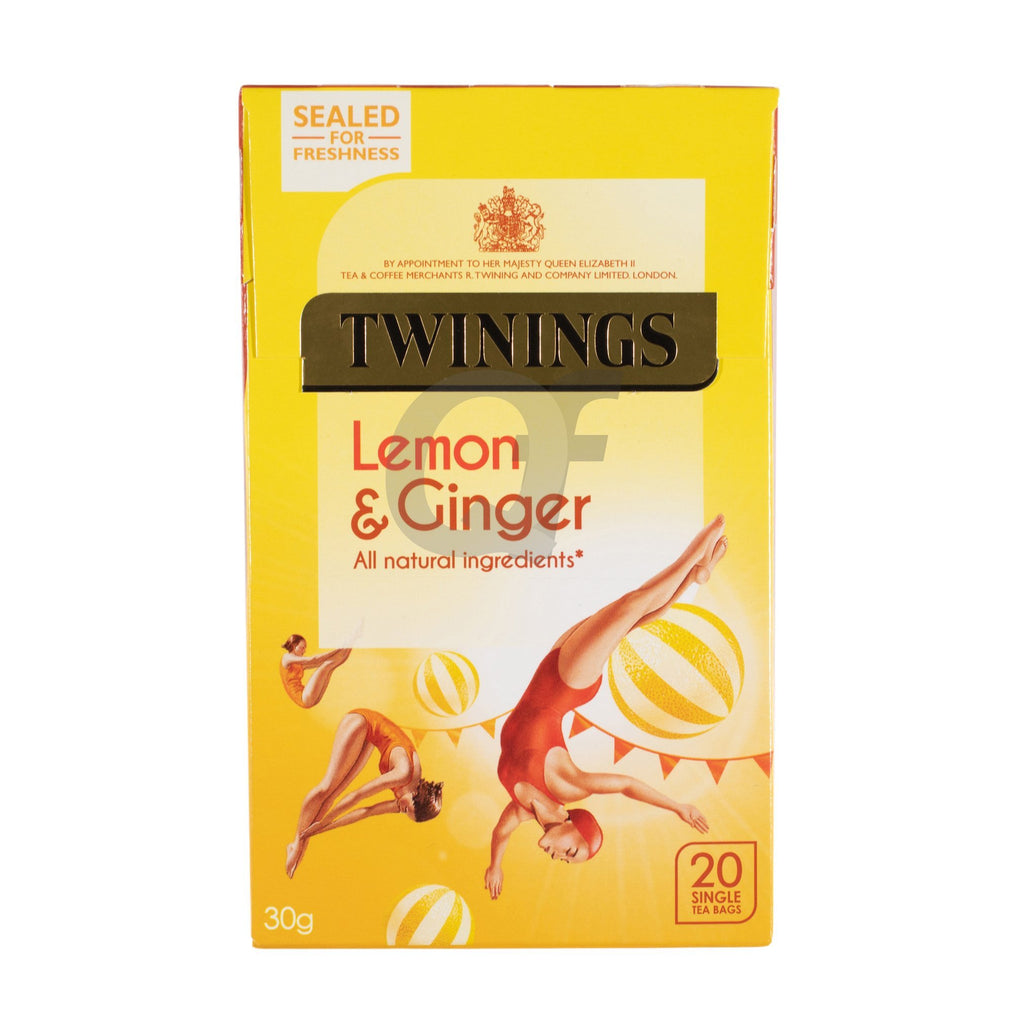 Twinings Lemon & Ginger 30G