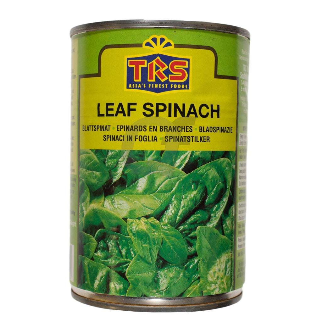 TRS Leaf Spinach 400g