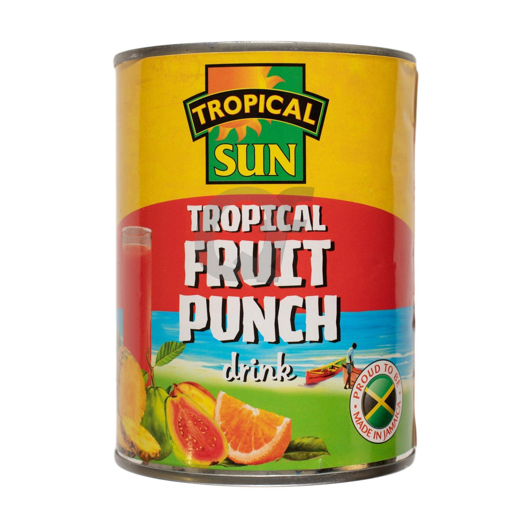 Tropical Sun Tropical Fruit Punch Drink 540ml