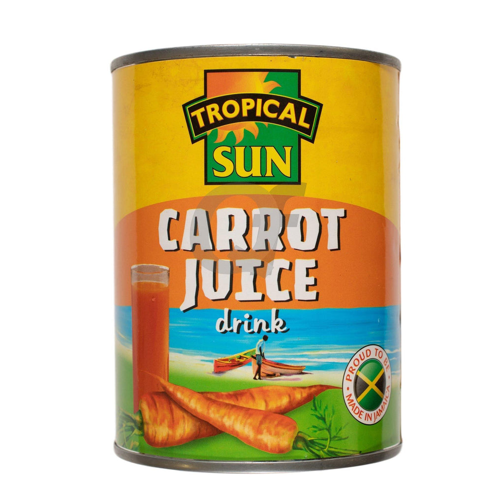Tropical Sun Carrot Juice Drink 540ml