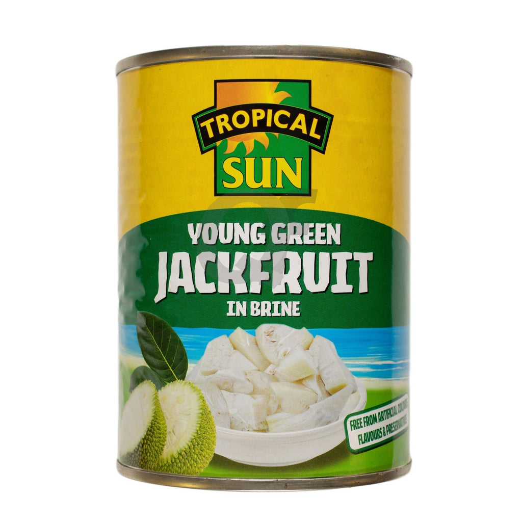 Tropical Sun Young Green Jackfruit in Brine 560g