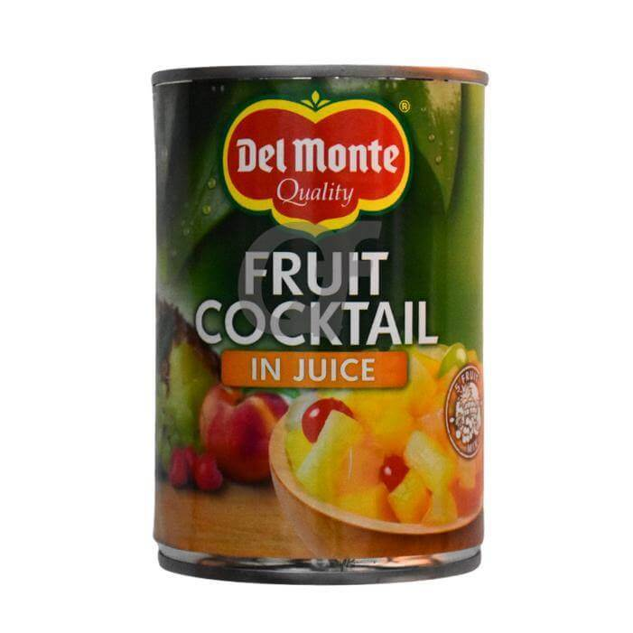 Del Monte Fruit Cocktail In Light Syrup - 420g