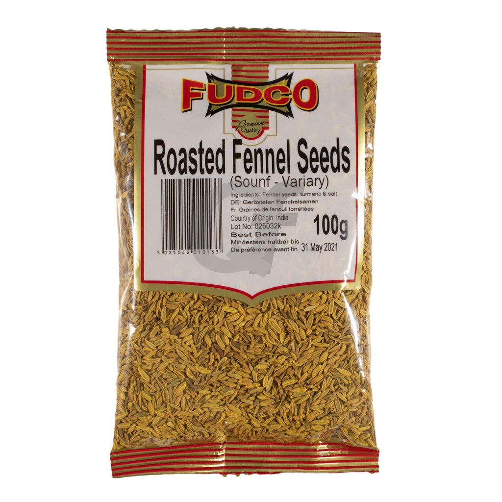 Fudco roasted fennel seeds (Sounf) 100g