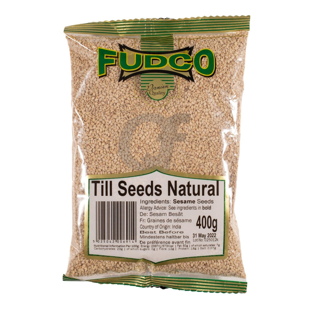 Fudco till seeds natural