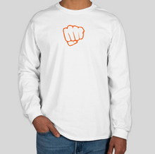 Load image into Gallery viewer, Original Yaheard T-Shirt - Long Sleeve - White