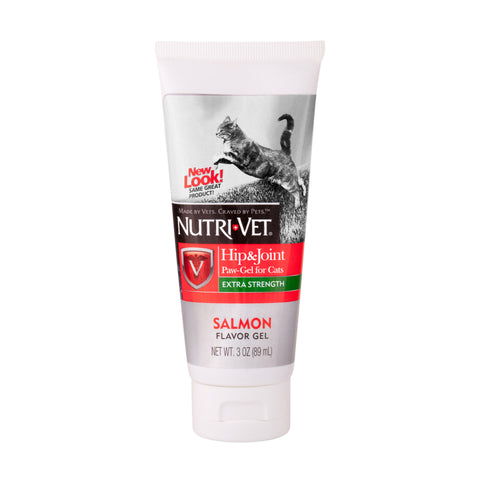 Nutri-Vet Hip & Joint PLUS Paw-Gel for Cats