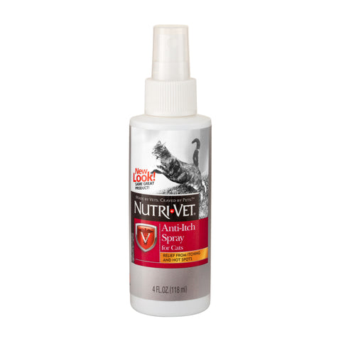 Nutri-Vet Anti-Itch Spray for Cats