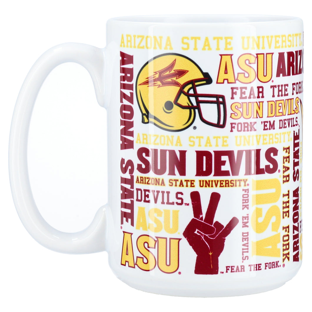 Arizona State University Rally Mug