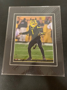 Arizona State University Mascot 8x10 Matted Photo