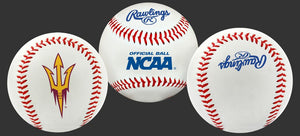 Arizona State University Logo Baseball