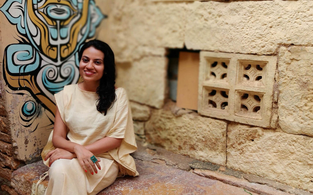 Slow living explained with Neeti Mehra from Beej Living