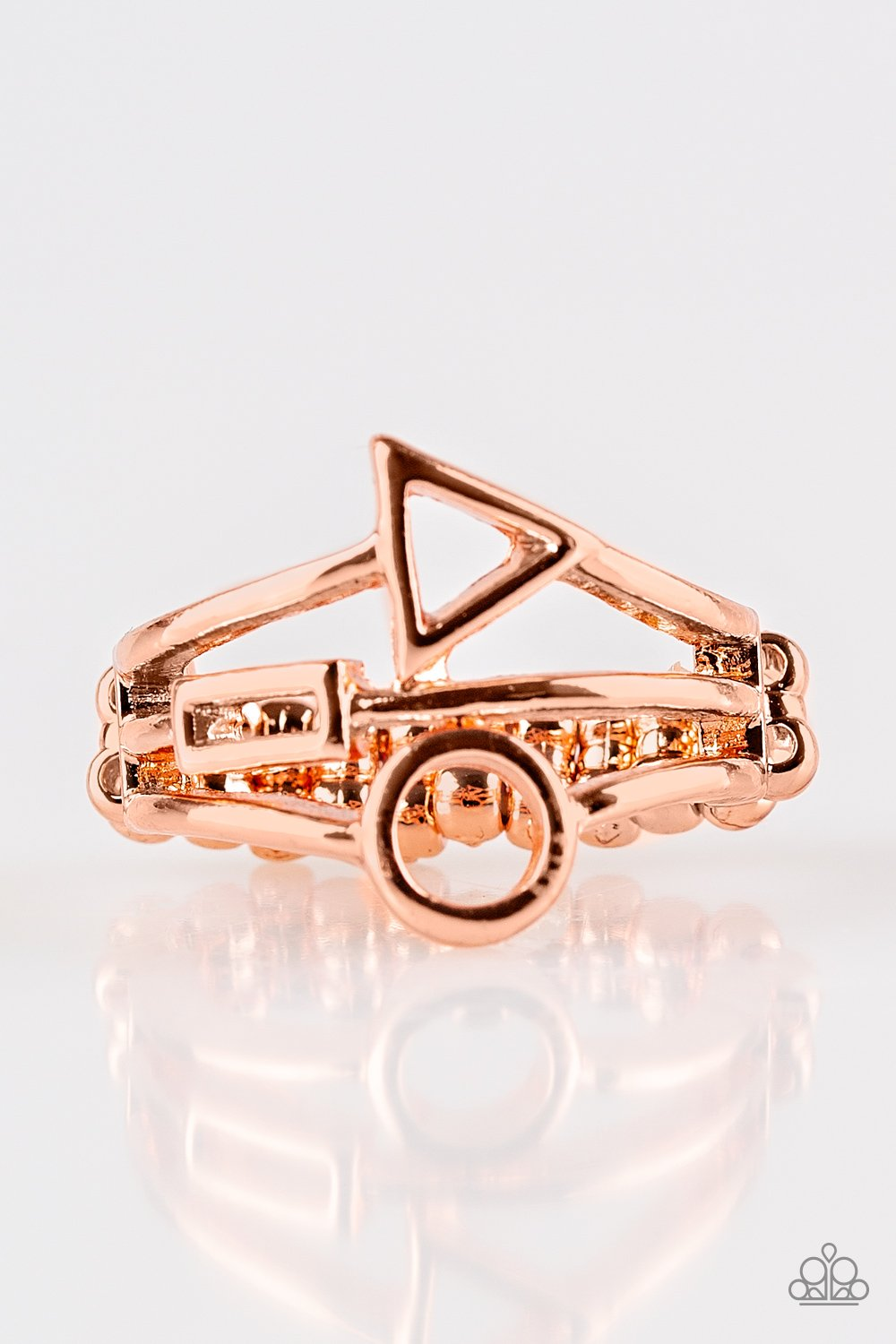 Better Shape Up Copper Ring
