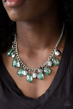 Load image into Gallery viewer, No Tears Left To Cry Green Necklace