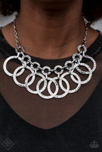 Load image into Gallery viewer, Jammin Jungle Silver Necklace