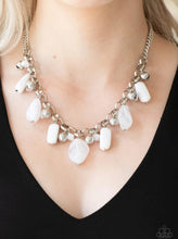 Load image into Gallery viewer, Grand Canyon Grotto White Necklace