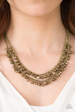 Load image into Gallery viewer, Majestic Marinas Brass Necklace