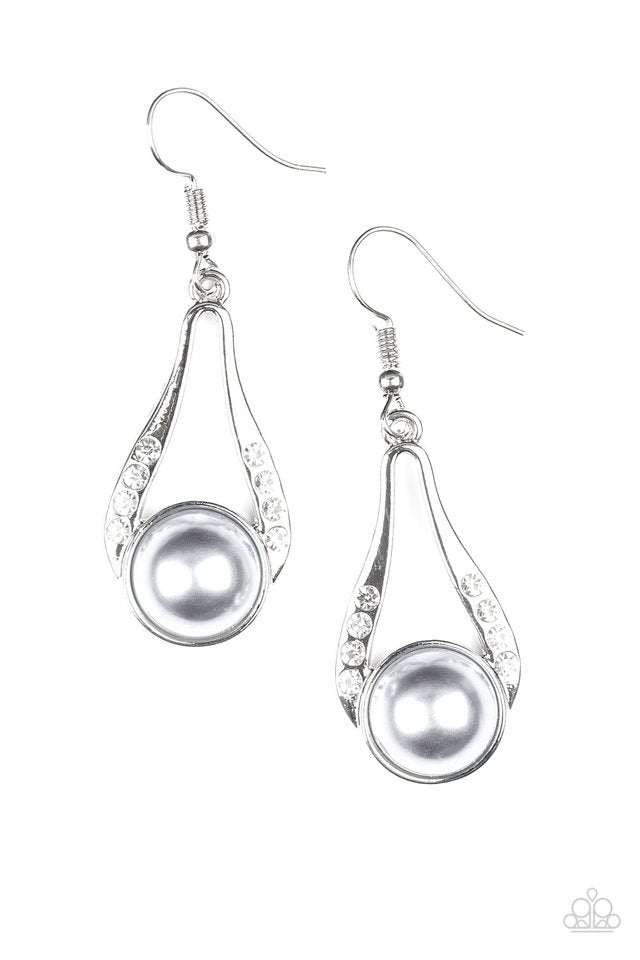 Headliner Over Heels Earring Silver