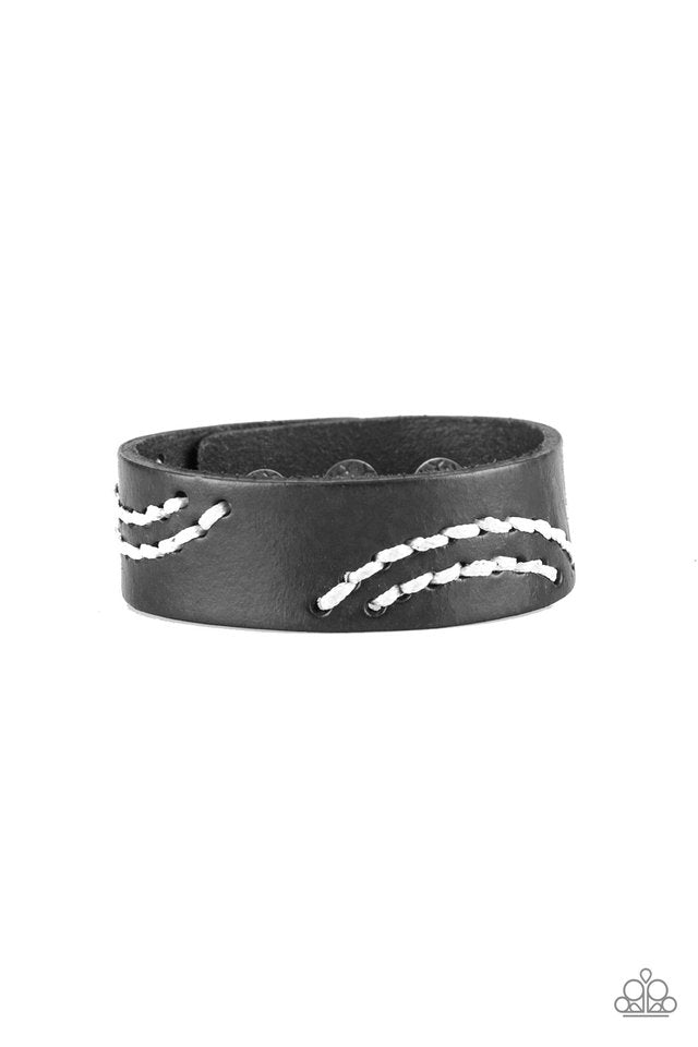 Rural Roamer Black Urban Bracelet