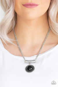 Gypsy Gulf Black Necklace