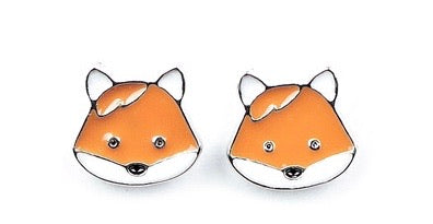 Starlet Shimmer- Foxes Earrings