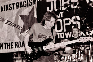 Bruce Foxton of The Jam / Central London Poly