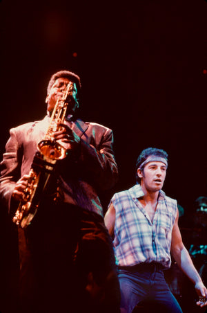 Clarence Clemons & Bruce Springsteen