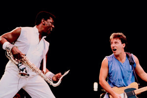 Bruce Springsteen & Clarence Clemons
