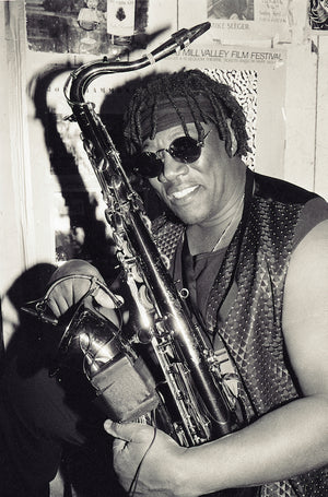 Clarence Clemons #4