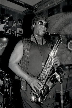 Clarence Clemons #5