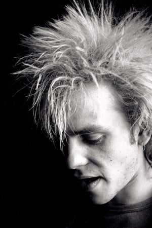"Tony ""Bones"" Roberts of Discharge"