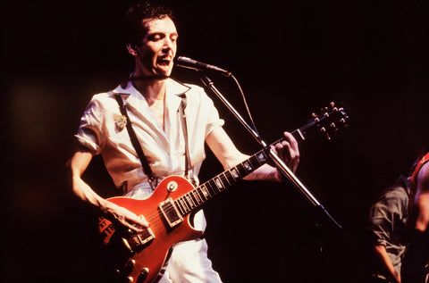 The Clash The Lyceum Mick Jones #4