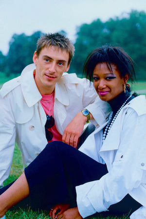 Paul Weller & Dee C Lee
