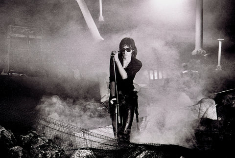 Andrew Eldritch Sisters of Mercy
