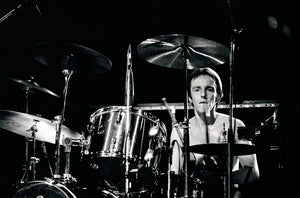 Topper Headon of The Clash / The Lyceum