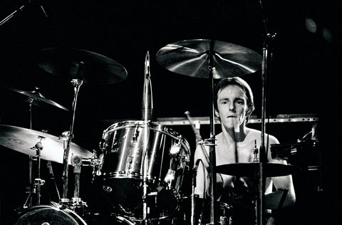 The Clash The Lyceum Topper Headon