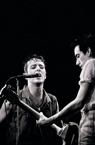 The Clash The Lyceum Joe & Mick