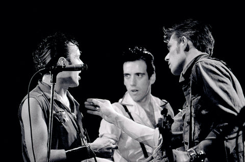 The Clash The Lyceum Joe Mick & Paul