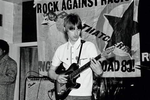 Paul Weller The Jam Central London Poly
