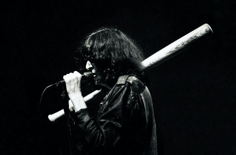 Joey Ramone Baseball Bat