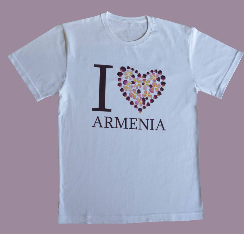 I Love Armenia T-Shirt (Kids')