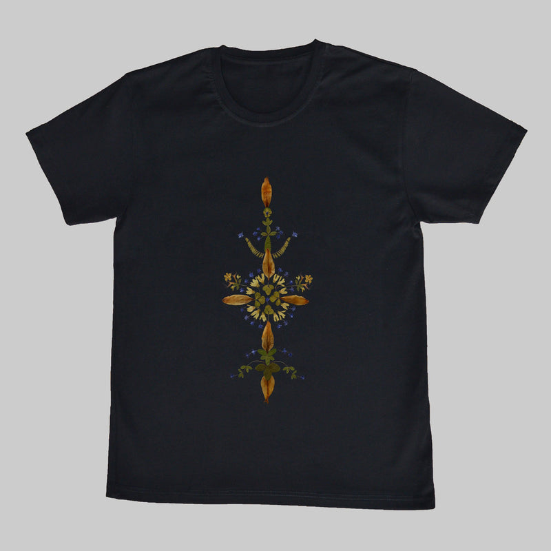 Cross-Like Ornament T-Shirt