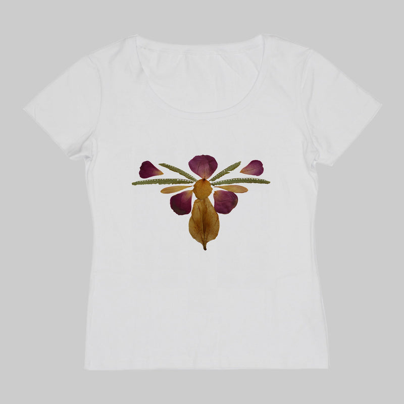 Butterfly-Like Ornament T-Shirt (Women's)