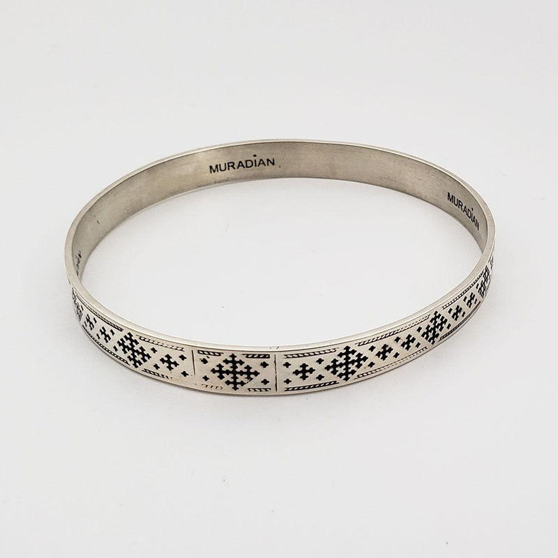 Marash Bangle Bracelet - Wide